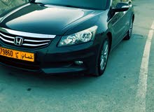Honda Accord 2012 For sale - Black color