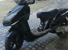 سكوتر صيني للبيع 150 سي سي  موديل 2012 منتهي ترخيصه منذ شهرين محرك وميكانيك بح