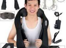جهاز مساج الظهر والرقبة Massager of Neck Kneading