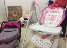 كرسي اطفال -مرجوحه