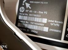 one in all HP computer in perfect condition originally priced 315BD