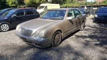مرسيدس E240 موديل2002