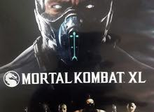 سيدي Mortal combat xl PS4