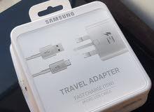 شاحن اصلي جديد.. new original samsung fast charger