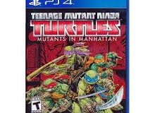 ninja turtles ps4