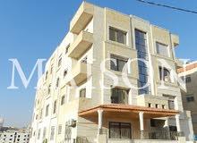 شقة ((شبه ارضية)) اقساط في شفا بدران ومن المالك مباشرة