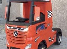 شاحنة مرسيدس للاطفال