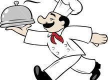 مطلوب عامل مطعم