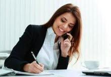 مطلوب موظفات تسويق هاتفي داخل المكتب