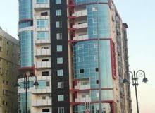 شقة في برج الفاتح مطلة علي القناة