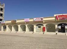 محلات تجاريه للايجار على الشارع العام في صحار Commercial for rent in Soharclose قريب الكليه