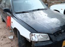 هنداي فيرنا تاكسي محرك 16كمبيوا عادي