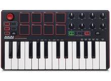 للبيع .. Akai ProfessionalMPK Mini mkII Keyboard Controller