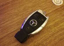 مفتاح مرسيدس كاكويه c230 للبيع
