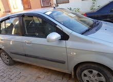 Automatic Blue Hyundai 2004 for sale