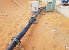 جهاز معالجة ملوحة المياه والتربة الكهرومغناطيسي ( تسلا)