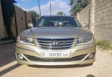 Hyundai Azera 2010 For sale - Gold color