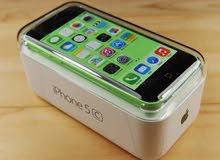 ايفون 5c أخضر 8 جيجا جديد تماما
