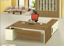 نوفر جميع انواع اثاث المكتب والمنزل ... وهندسة التصميم الداخلي
