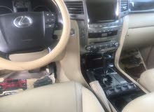 Lexus LX car for sale 2010 in Basra city