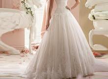 فستان زفاف تركي فاخر