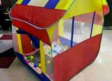 خيمة شكل منزل