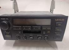 مسجل سيارة لكزس ls 400 موديل 1998 لغاية 2000