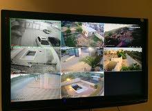 فنى تركييب كاميرات مراقبة
