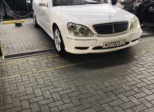 للبيع بشكل مستعجل مرسيديس بنز S500 Mercedes Benz