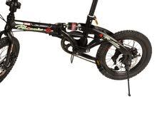نورد من دراجات نارية وهواءية جديدة من المصنع بدون عملات