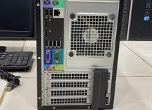 كمبيوترات مكتبية بجميع أنواعها