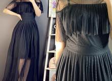 فستان مناسبات نسائي بسعر 22