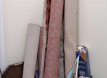 6 carpets for sell سجادات للبيع