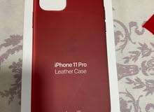 Iphone 11 Pro Genuine Leather Cover Brand new