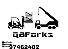 Forklift, Crane for Rent in Kuwait