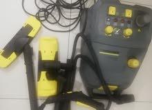 ماكينة كارتشر للتنظيف بالبخار