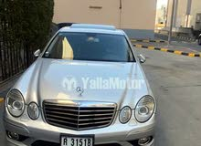 Very nice Car E350 Mercedes Sliver 2009 Japan Import mileage 110KM only