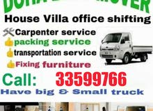 Qatar Movers ,  Carpenter ,  Furniture remove and Fixing  !