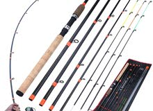 New sougayilang fishing rod sections carbon 3m
