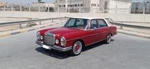 Mercedes Benz 280 S 1972 (Red)