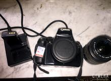 كاميرا كانونD1100 موديل2011