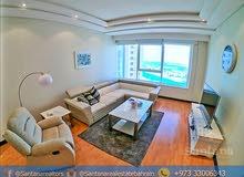 POCKET SAVER 3 Bed Furnished SeaView For Rent In Abraj Al Lulu Seef