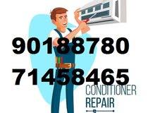 صيانة و إصلاح مكيفات بسعر رخيص جميع مناطق مسقط