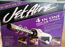 jet aire professional hair styler
