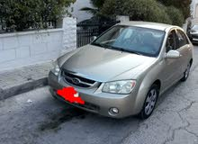 Gasoline Fuel/Power   Kia Cerato 2006