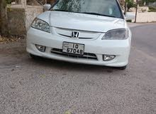 Used condition Honda Civic 2005 with 0 km mileage