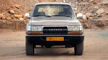 Toyota Land Cruiser car for sale 1992 in Muscat city