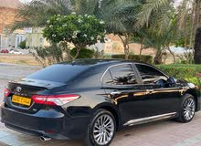 Toyota Camry 2020 For sale - Black color