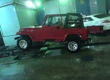 Jeep Wrangler car for sale 1992 in Al Ahmadi city