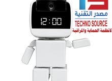 كاميرات مراقبة على شكل روبوت